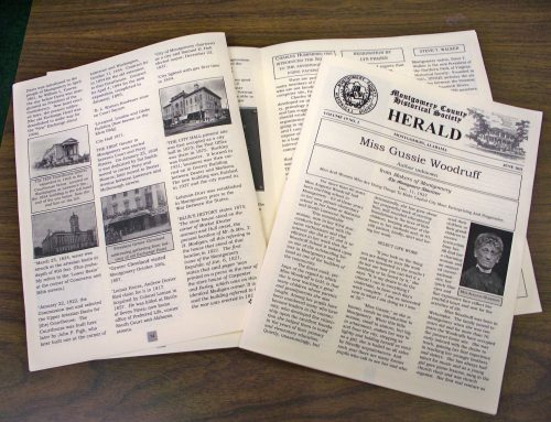 Check Out Our Newsletter, The Herald