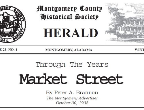 Through the Years – Market Street – from the Winter 2015 Herald