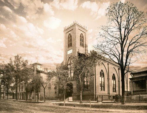Can we afford to lose the old First Presbyterian Church?